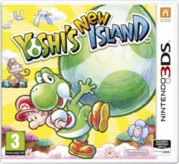 Jeu 3DS Nintendo Yoshi s New