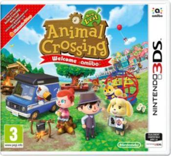 Jeu 3DS Nintendo Animal Crossing