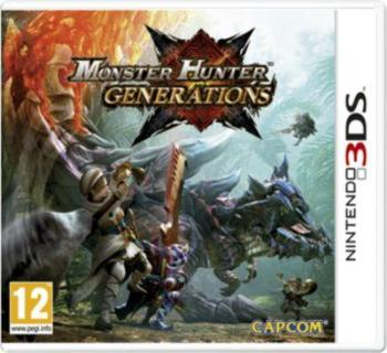 Jeu 3DS Nintendo Monster Hunter
