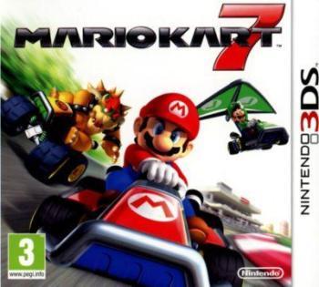 Jeu 3DS Nintendo Mario Kart