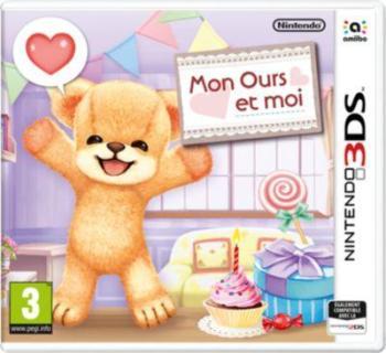 Jeu 3DS Nintendo Mon Ours