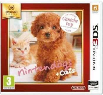 Jeu 3DS Nintendo Nintendogs