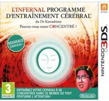 Jeu 3DS Nintendo Programme
