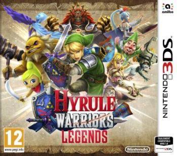 Jeu 3DS Nintendo Hyrule Warriors