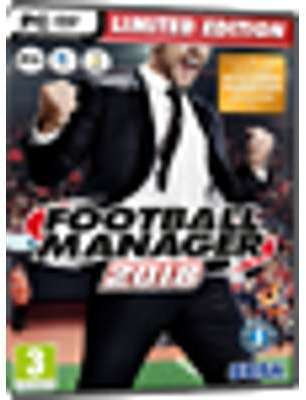 Football Manager 2018 - Limited