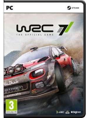 Jeu PC Bigben WRC 7
