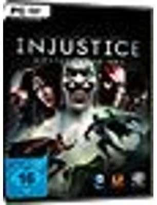 Injustice Gods Among Us -