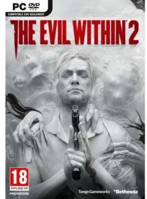 Jeu PC Bethesda The Evil Within