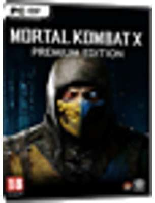 Mortal Kombat X - Edition