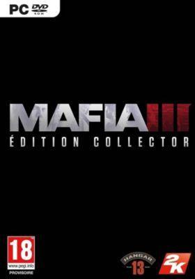 Jeu PC Take 2 Mafia 3 Collector