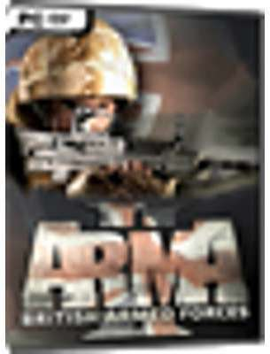 Arma 2 - British Armed Forces