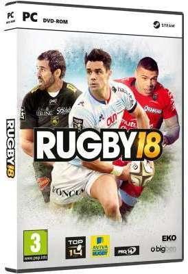 Jeu PC Bigben Rugby 18