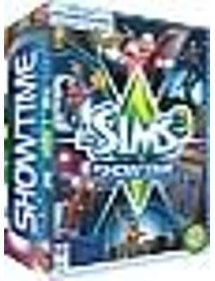 Les Sims 3 Showtime (pack