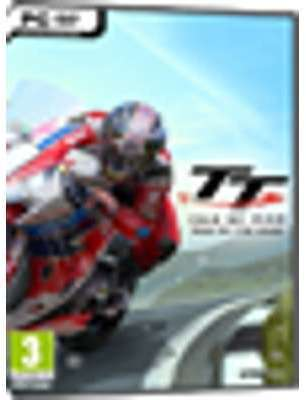 TT Isle of Man - Ride on the