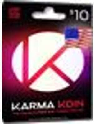 Karma Koin Card - 10 USD