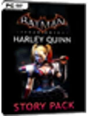 Batman Arkham Knight - Harley