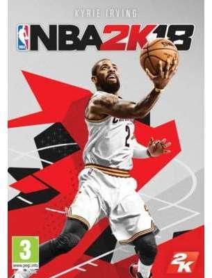 Jeu PC Take 2 NBA 2K18