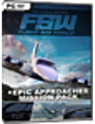Flight Sim World Epic Approaches