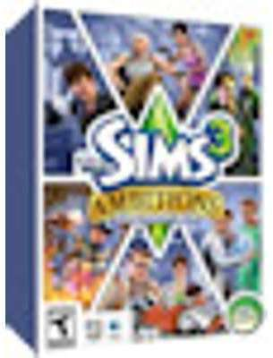 Les Sims 3 - Ambitions (pack