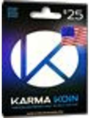 Karma Koin Card - 25 USD