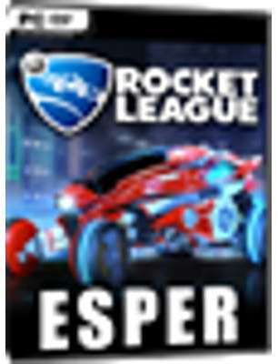 Rocket League - Esper DLC