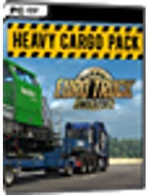 Euro Truck Simulator 2 - Heavy