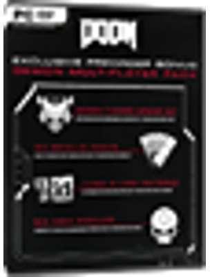 DOOM (Doom 4) - Demon Multiplayer