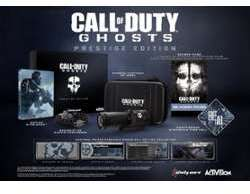 Call of Duty Ghosts - Edition
