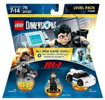 LEGO Dimensions - Pack Aventure