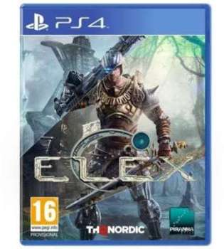 Jeu PS4 Just For Games Elex