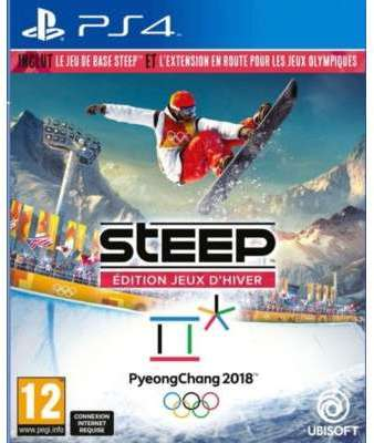 Jeu PS4 Ubisoft Steep Edition