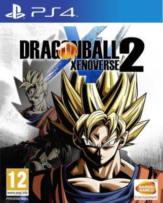 Jeu PS4 Namco DragonBall Xenoverse