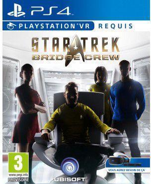 Jeu PS4 Ubisoft Jeu VR Star