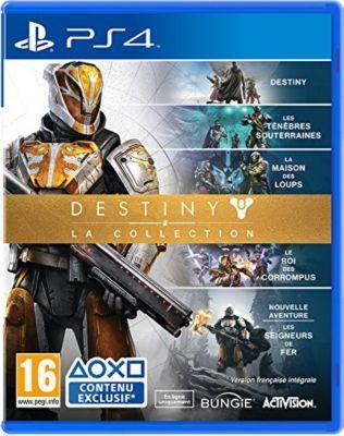 Jeu PS4 Activision Destiny