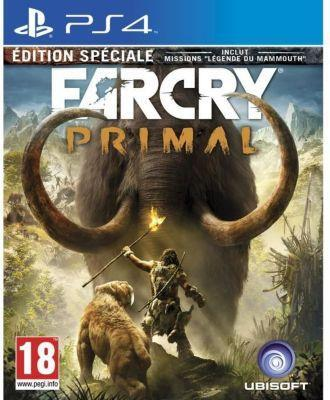 Jeu PS4 Ubisoft Far Cry Primal