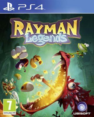 Jeu PS4 Ubisoft Rayman Legends