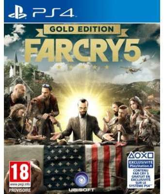 Jeu PS4 Ubisoft Far Cry 5