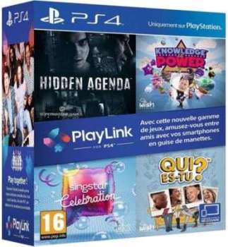 Jeu PS4 Sony Pack PlayLink