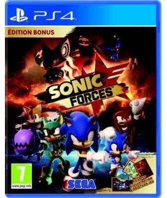 Jeu PS4 Koch Media Sonic Forces
