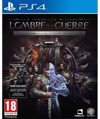 Jeu PS4 Warner La Terre du