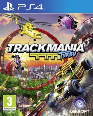 Jeu PS4 Ubisoft Trackmania
