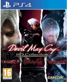 Jeu PS4 Capcom Devil May Cry