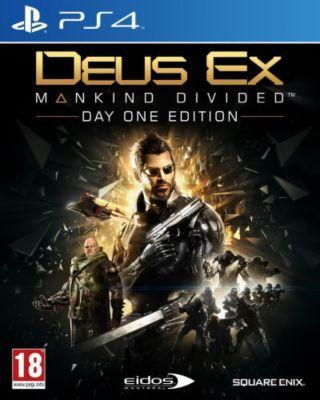 Jeu PS4 Koch Media Deus Ex