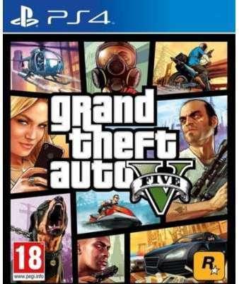 Jeu PS4 Rockstar Games GTA
