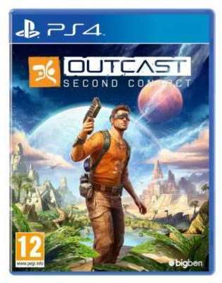 Jeu PS4 Bigben Outcast Second
