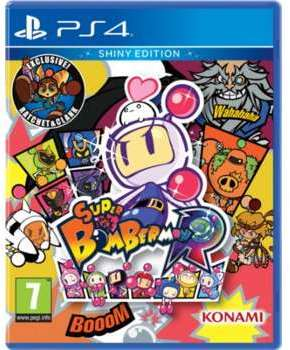 Jeu PS4 Konami Super Bomberman