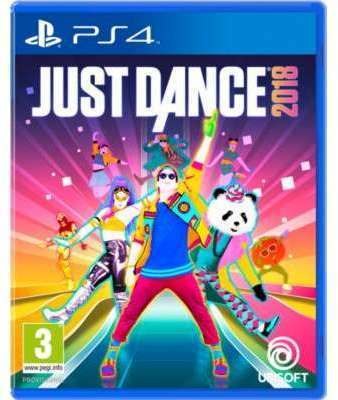 Jeu PS4 Ubisoft Just Dance