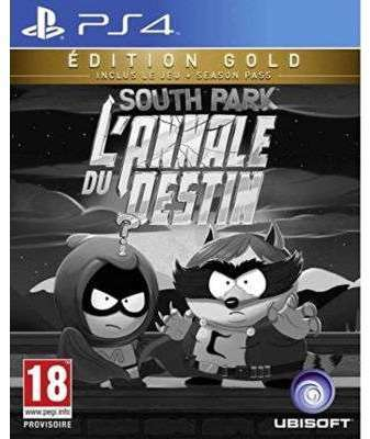 Jeu PS4 Ubisoft South Park