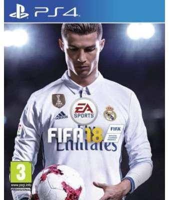 Jeu PS4 Electronic Arts FIFA