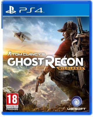 Jeu PS4 Ubisoft Ghost Recon